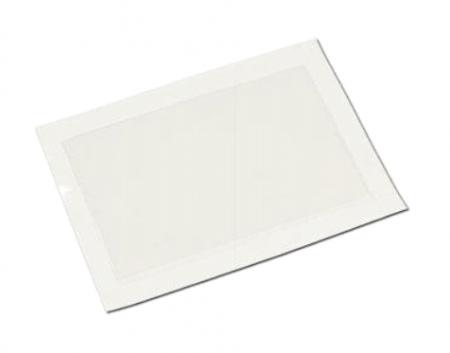 IDM Self-Adhesive Windscreen ID Card Holder - 86mm x 54mm, Pack of 100