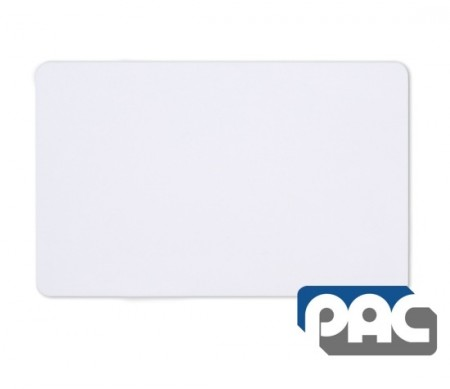 PAC PVC ISO Proximity Cards - Pack of 10
