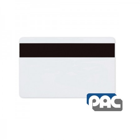 PAC ISO PVC Proximity Magstripe Cards - Pack of 10