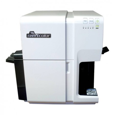 SwiftColor SCC-4000D Single-Pass Digital Inkjet Card and Envelope Printer