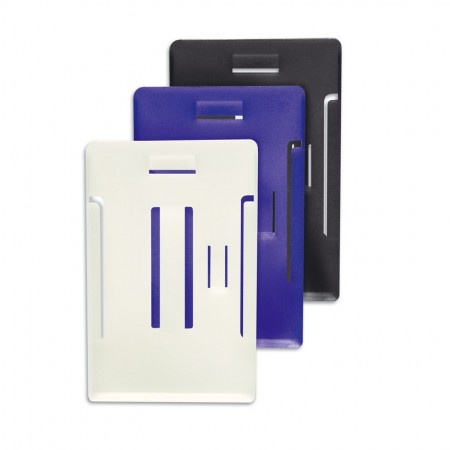 IDM Rigid Multiple Card Holder - 86mm x 54mm, Pack of 100