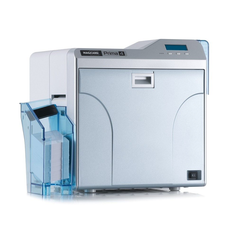 magicard prima4 and its uses The magicard helix uses a re-transfer printing process, where images are first printed onto a thin film then heat transferred onto the card surface.