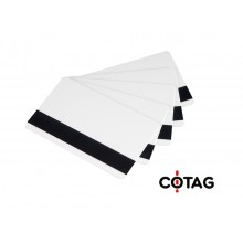 Cotag PVC Unencoded Proximity Magstripe Cards - Pack of 10