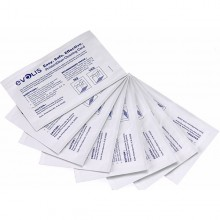 Evolis Adhesive Laminator Cleaning Card Kit - Pack of 10 for Securion