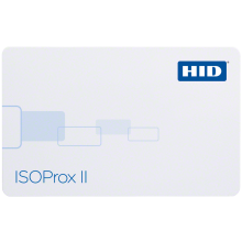 HID 1386LGGSN Proxcard® II ISO Proximity Cards - Pack of 100