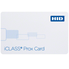 HID 2000PGGMV Card Smart iCLASS WH 2K Vertical Slot Cards (Pack of 100)