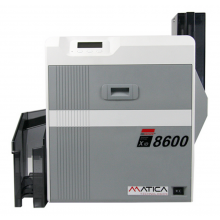 Matica XID 8600 Dual Sided Retransfer Card Printer