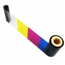 Matica DIC10313 XID YMCK-UV Colour Ribbon - 750 Images