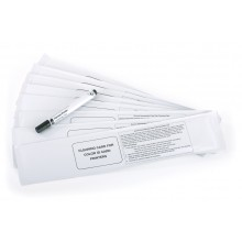 Magicard 3633-0053 Cleaning kit  - 10 cards and 1 pen (Compatible with the Enduro and Rio series printer models)