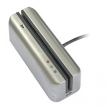 Paxton 409-711SC Magstripe Cardlock RDR Reader (Satin Chrome)