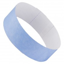 Plain Tyvek Wristbands (In a wide range of colours)