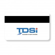 TDSi Infra Red PVC Microcard with Hi-Co Magstripe - Pack of 100