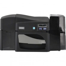 Fargo DTC4500 Single Sided Card Printer with Lamination (Dual Input card hopper)