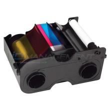 Fargo 45440 YMCKO Full Colour Ribbon - 100 images for C50
