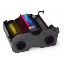 Fargo 45200 YMCKO ECO Full Colour Ribbon - 500 Prints