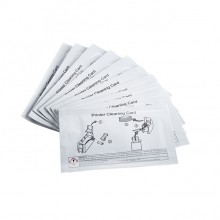 Datacard 564729-166 Mag Head Cleaning Card Kit - Pack of 10
