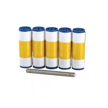 Magicard 3633-0054 Cleaning rollers kit - 5 sleeves, 1 roller bar