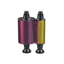 Evolis R3011 YMCKO Colour Ribbon - 200 Prints