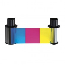 Fargo 86202 YMCKK Full Colour Ribbon - 500 Prints