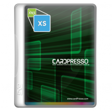CardPresso XXS to XS Version Card Software Upgrade
