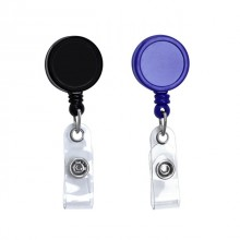 IDM Low Cost Reinforced Strap Badge Reels - Pack of 100