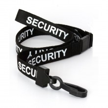 90cm Security Breakaway Lanyards with Plastic Clip - Pack of 100