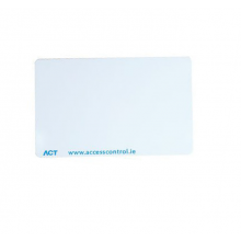 ACT PVC ISO Prox Cards - Pack of 10 Access Cards