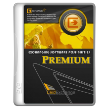 CardExchange Premium - Version 9 ID Card Software