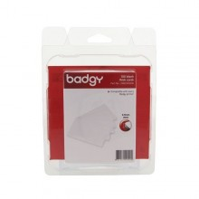 Evolis Badgy 760 Micron PVC Cards - Pack of 100