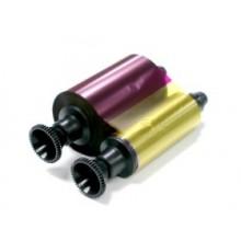 Evolis R3514 YMCKOK Colour Ribbon - 500 Prints
