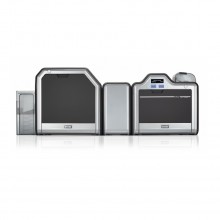 Fargo HDP5600 Dual Sided ID Card Printer - 300dpi, Dual Lamination