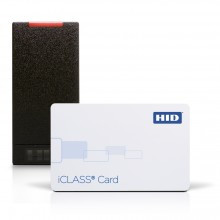 HID 2000CGGNN iCLASS 2K Smart Card - Pack of 100