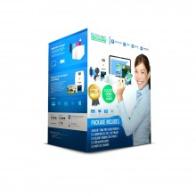 ID Manager DNA Pro Hopper Fed ID Card System