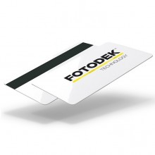 Fotodek® MIFARE® 1k Contactless & Hi-Co 2750oe Magstripe Cards - Pack of 100