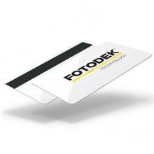Fotodek® MIFARE® 1k Contactless & Hi-Co 4000oe Magstripe Cards - Pack of 100