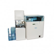 NiSCA PR-C201 Card Printer with L201 Dual Sided Lamination Module