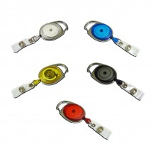 Premier Yo-Yo Badge Reels with Strap Fitting - Pack of 100