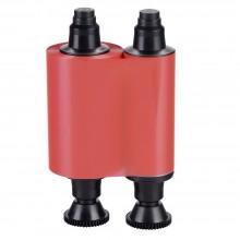Evolis R2013 Red Monochrome Ribbon - 1000 Prints