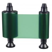 Evolis R2014 Green Monochrome Ribbon - 1000 Prints