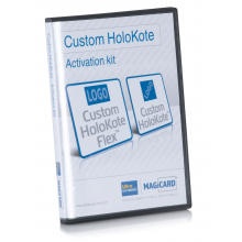 Magicard Holokote Additional Custom Holokote Key for Rio 2, Tango 2