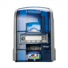 Datacard SD360 Dual Sided ID Card Printer with No Encoding