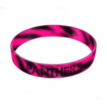 Swirl Silicone Wristbands (In any colour)