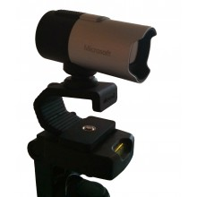 Microsoft Lifecam Studio Webcam and Tripod