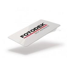 Fotodek® Premium CR80 250 Micron Self Adhesive Cards - Pack of 100