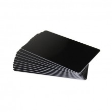 Fotodek® Black PVC Thermal Rewrite Cards - Pack of 100