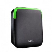 Clay WRD90E4BY by Salto Black Wall Reader