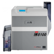 Matica XID 8100 Dual Sided Retransfer Card Printer