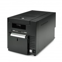 Zebra ZC100 Single-Sided ID Card Printer 1
