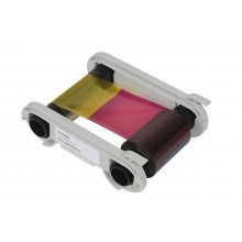 Evolis R5F008EAA YMCKO Colour Ribbon - 300 Prints