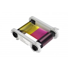 Evolis R5F002EAA YMCKO Colour Ribbon - 200 Prints